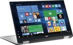 Ultrabook konwertowalny Dell XPS 13 256GB Srebrny