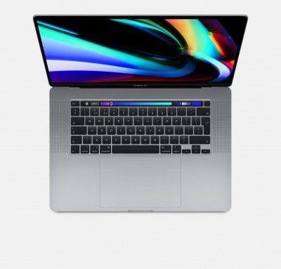 Apple MacBook Pro 16 Retina Touch Bar (MVVK2ZE/A)